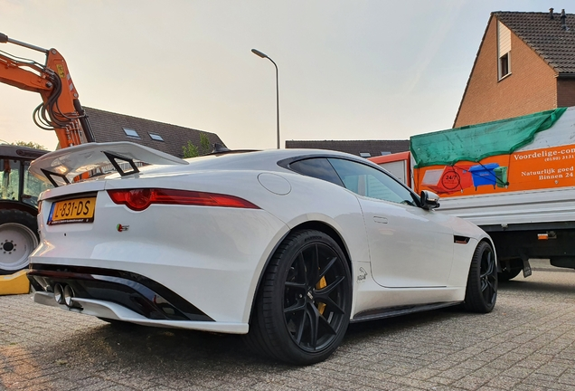 Jaguar F-TYPE S Coupé Piecha Design
