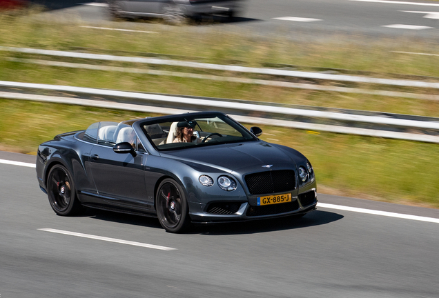 Bentley Continental GTC V8 S Concours Series