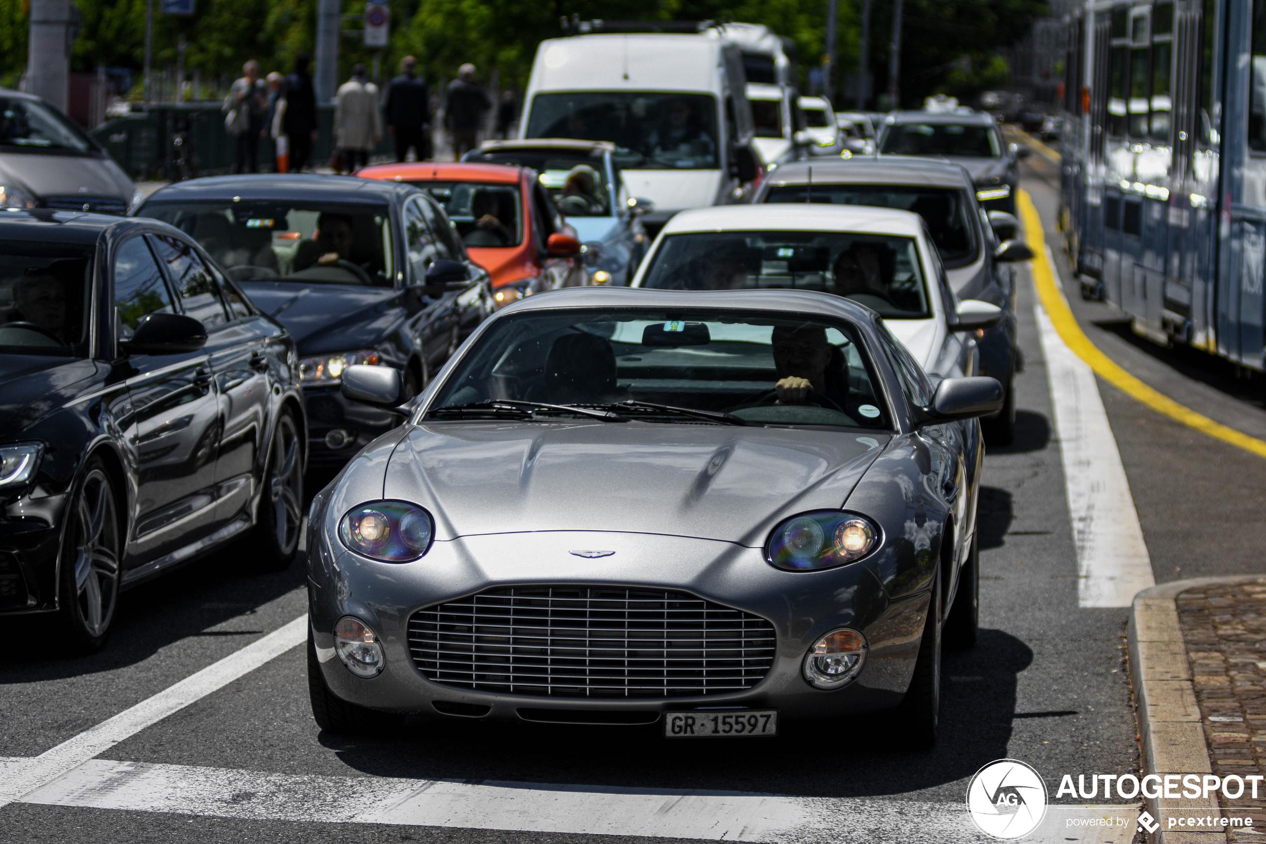 Aston MartinDB7 Zagato