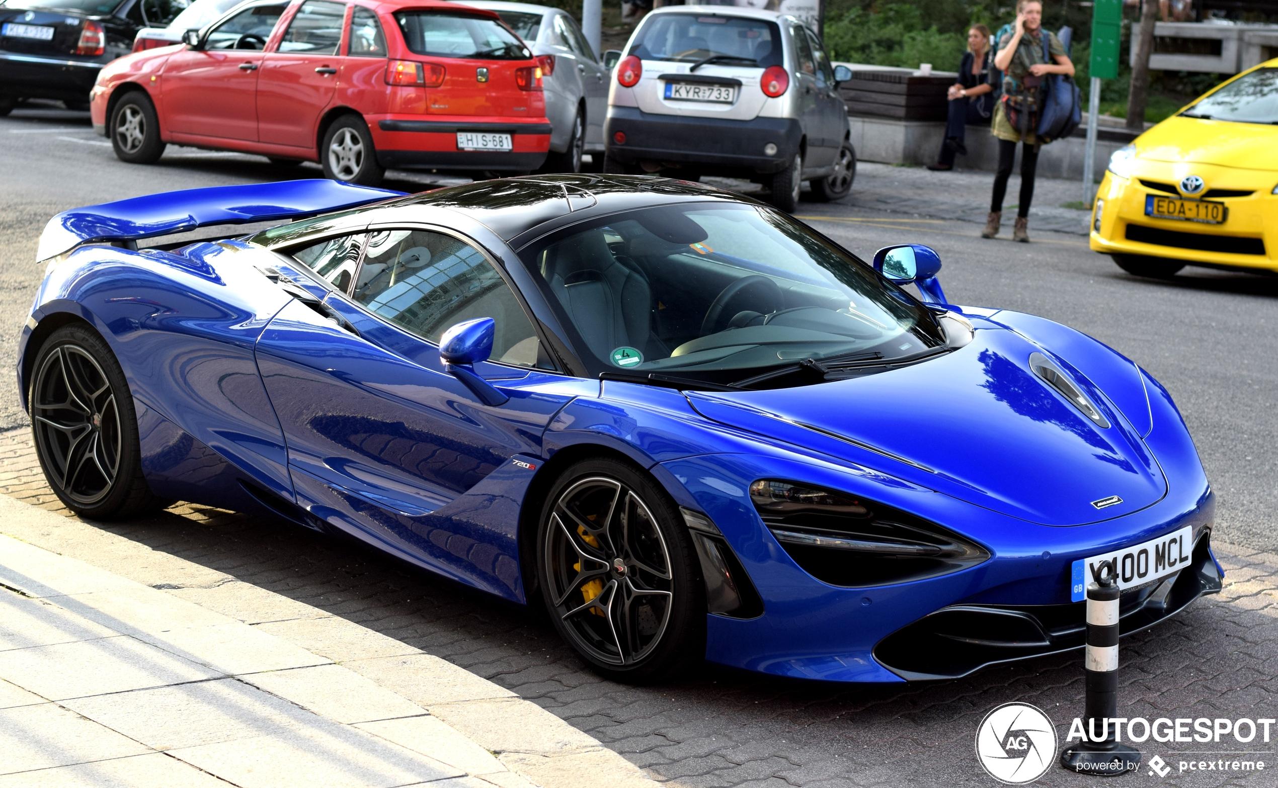 McLaren720S