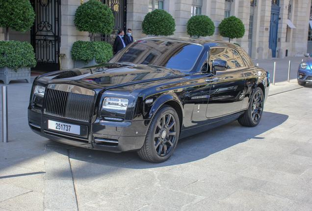 Rolls-Royce Phantom Coupé Series II