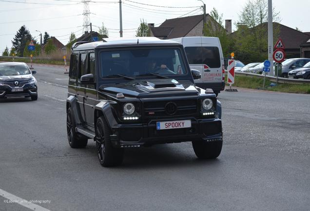 Mercedes-Benz Brabus G 800