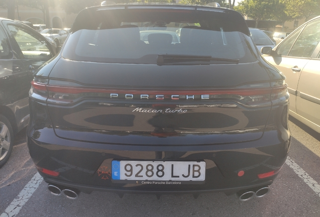 Porsche 95B Macan Turbo MkII