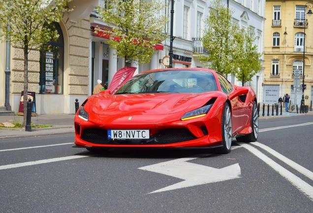 Ferrari F8 Tributo Novitec Rosso