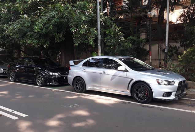 Mitsubishi Lancer Evolution X GSR Premium