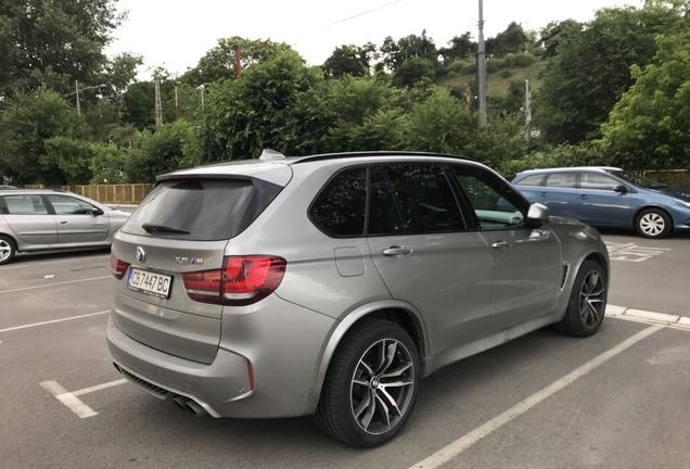 BMW X5 M F85