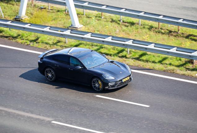 Porsche 971 Panamera Turbo S MkII