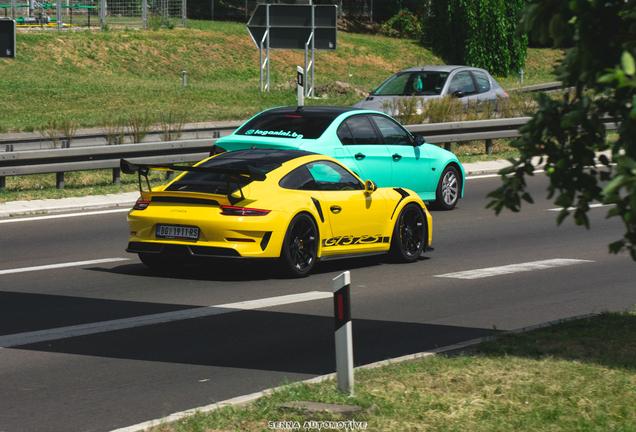 Porsche 991 GT3 RS MkII Weissach Package