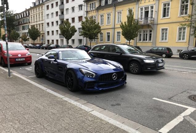 Mercedes-AMG GT S Prior Design PD800 GT Widebody 2017