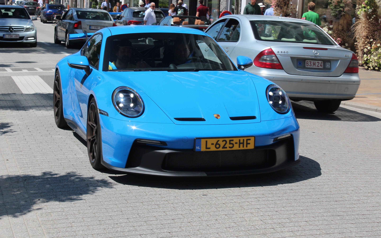 Porsche 992 GT3