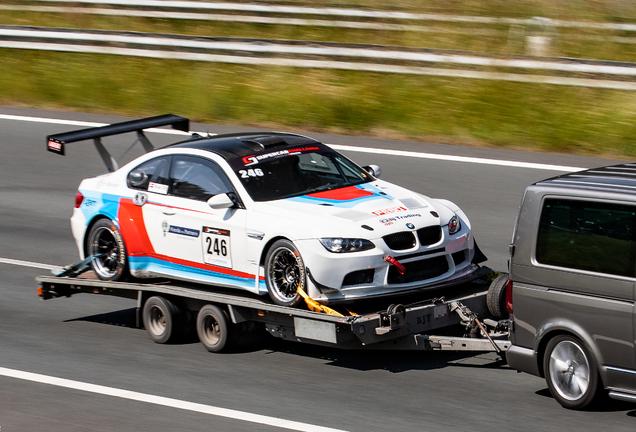 BMW M3 E92 Coupé GTR
