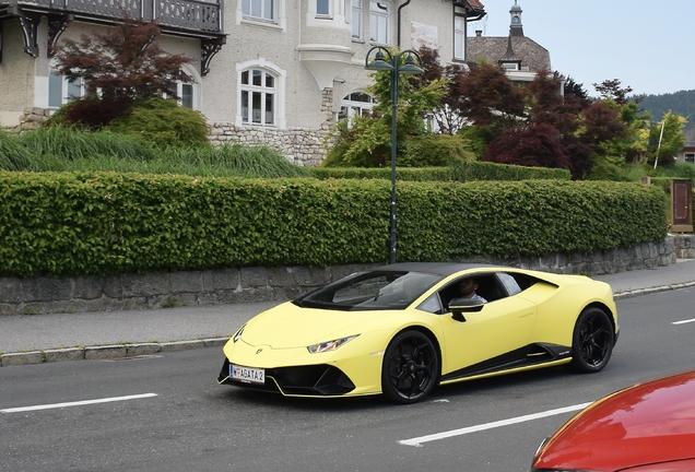 Lamborghini Huracán LP640-4 EVO Fluo Capsule