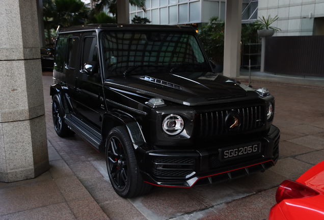 Mercedes-AMG TopCar Inferno Light Package G 63 W463 2018
