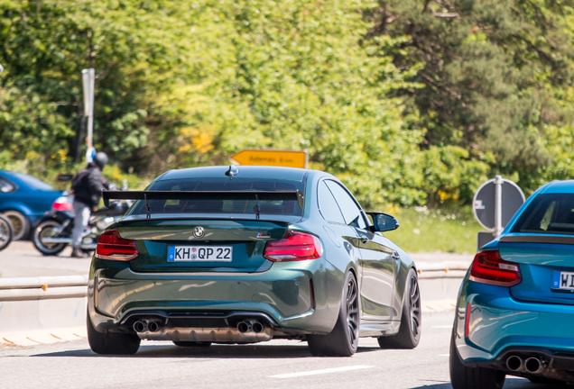 BMW M2 Coupé F87 2018 Competition AMT-Motorsport