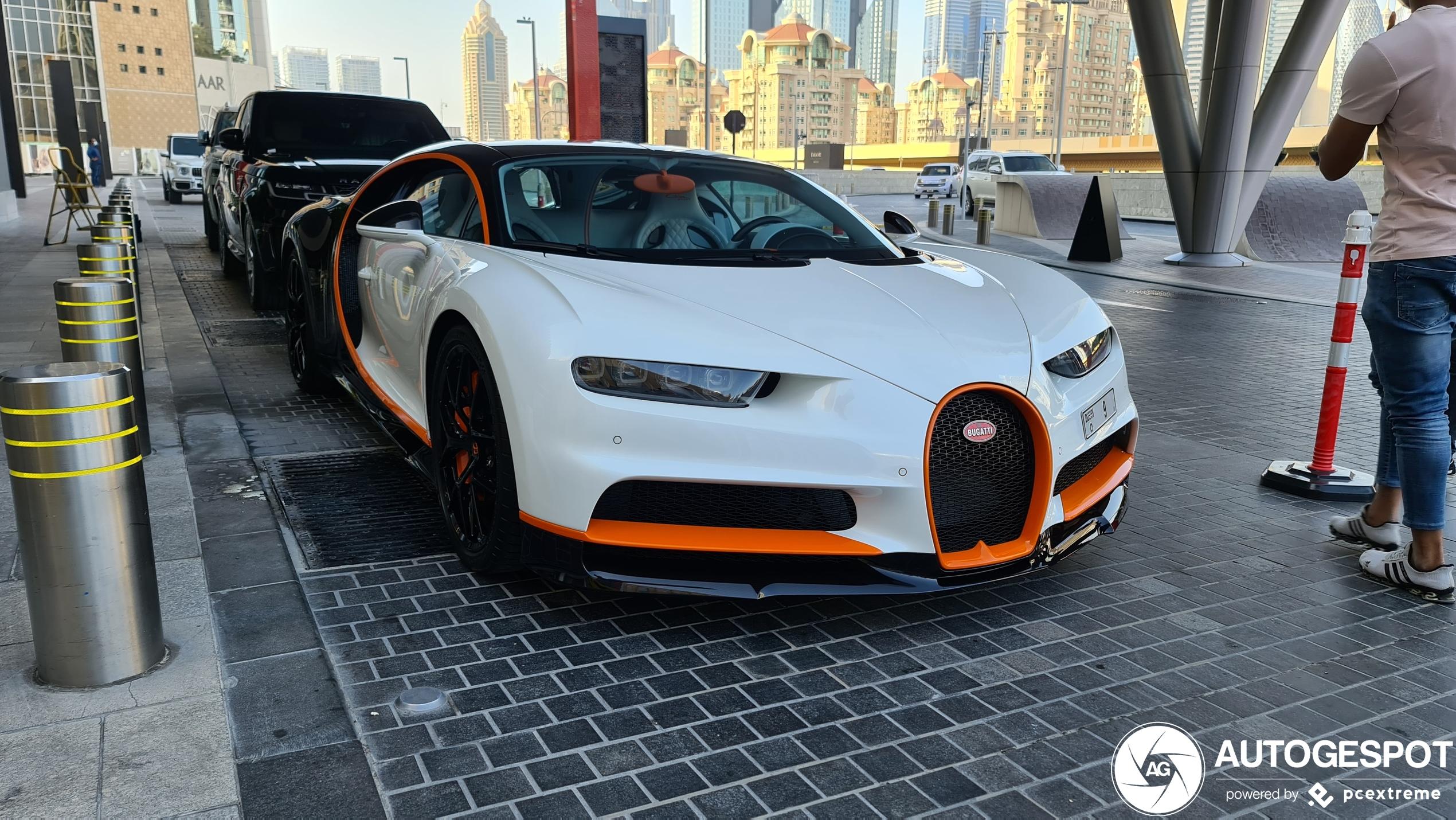 BugattiChiron Sport