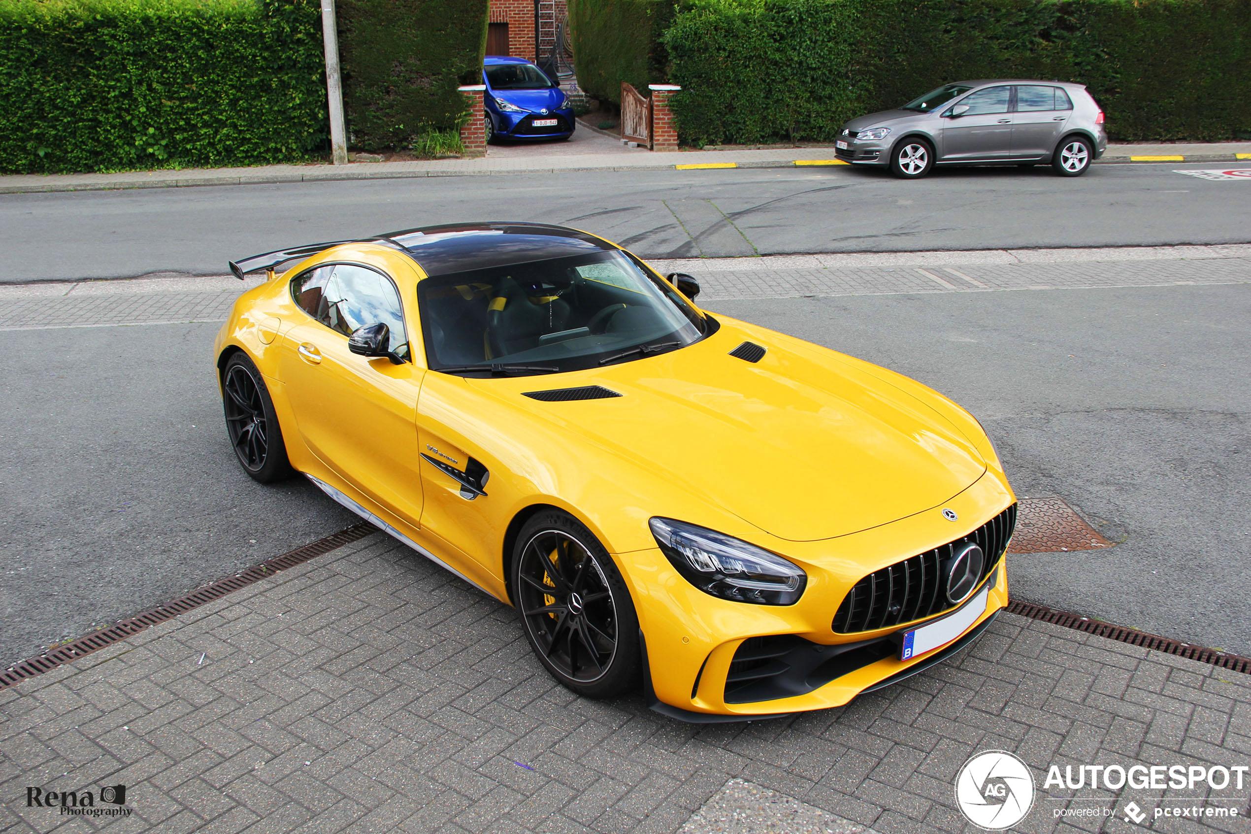 Mercedes-AMGGT R C190 2019