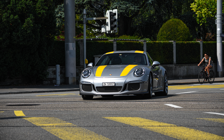 Porsche 911 R