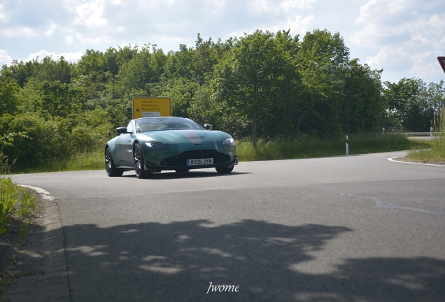 Aston Martin Vantage Formula 1 Edition