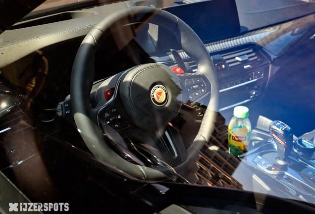 BMW Manhart Performance MH5 700