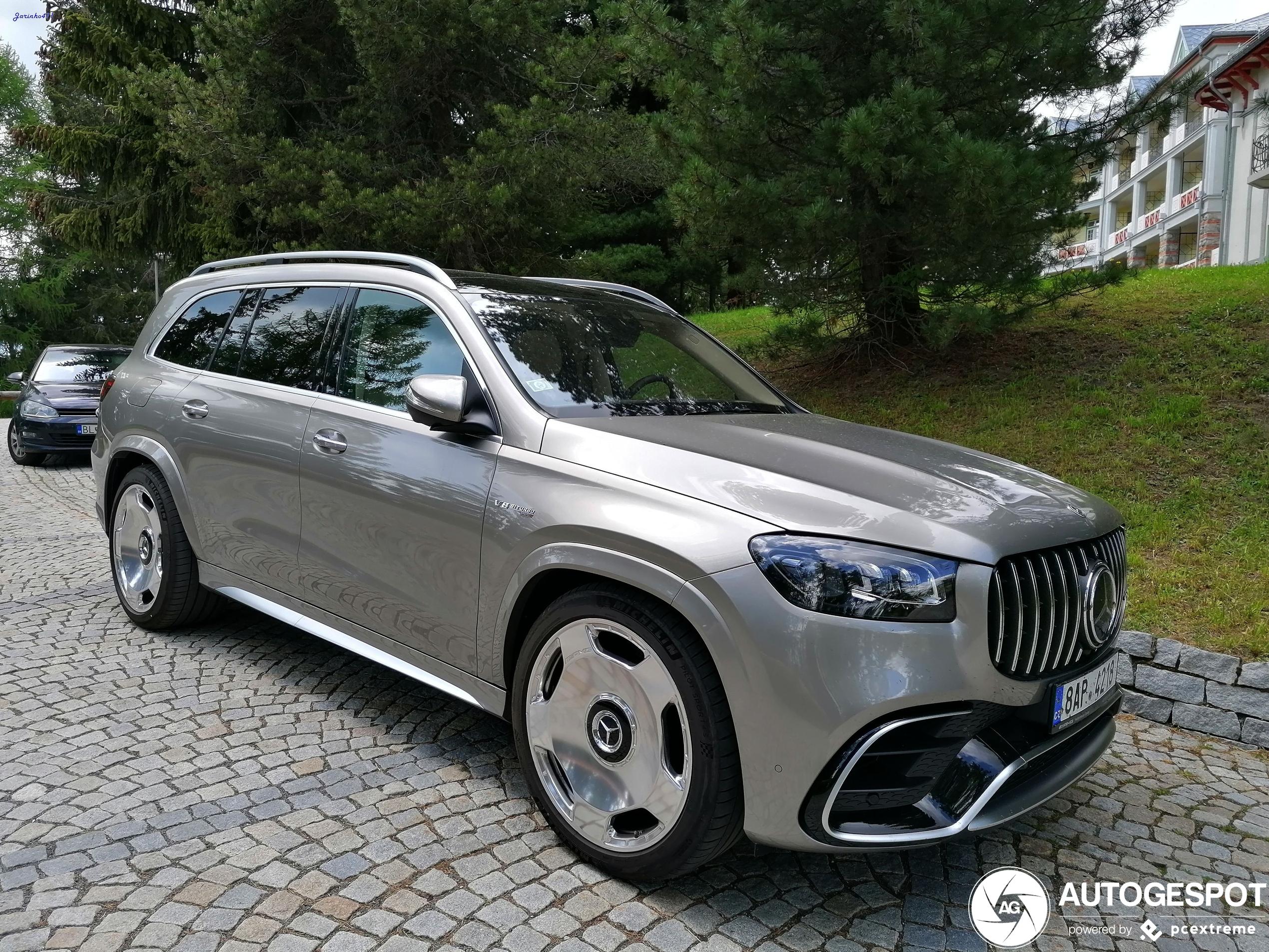 Mercedes-AMGGLS 63 X167