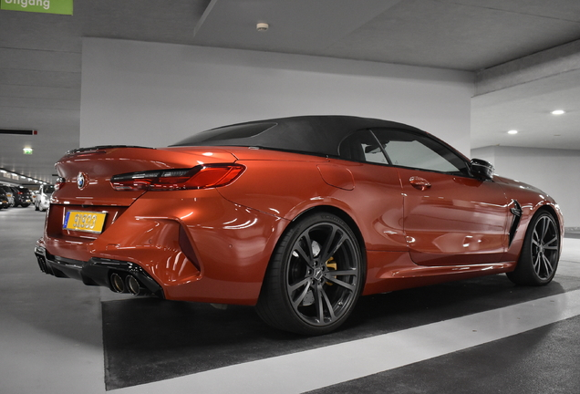 BMW AC Schnitzer ACS8 Sport F91 Convertible Competition