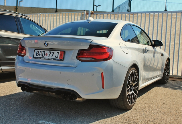 BMW M2 Coupé F87 2018 Competition