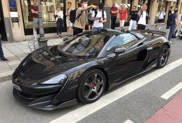 McLaren 600LT Spider LM 25