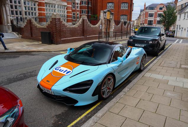 McLaren 720S Gulf Edition