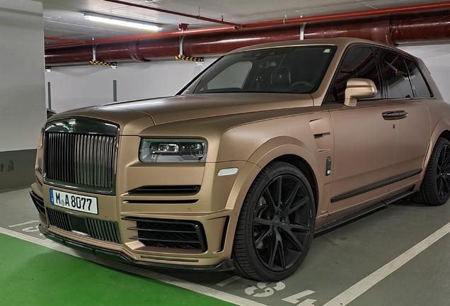 Rolls-Royce Cullinan Mansory Wide Body