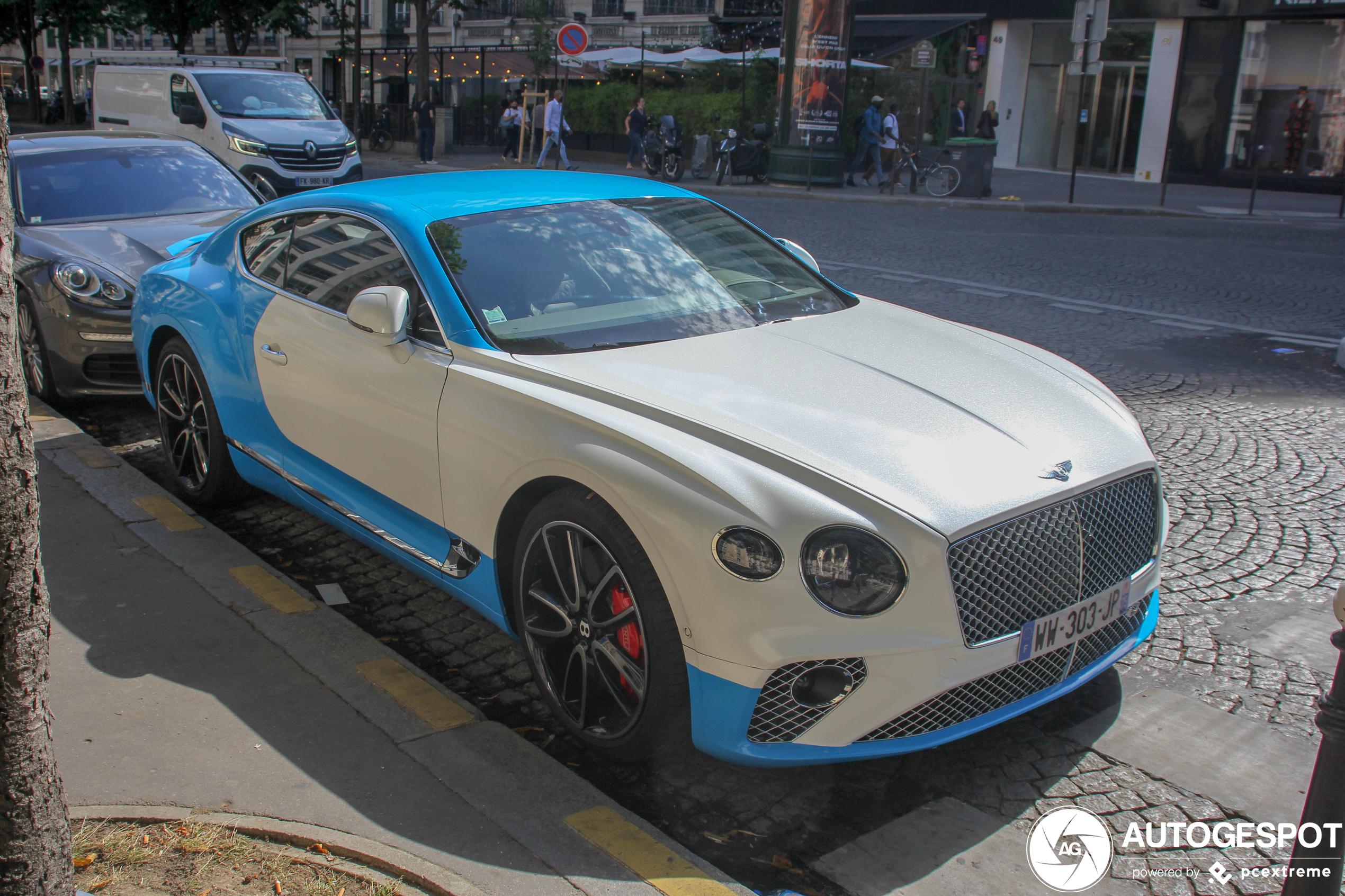 Heeft deze eigenaar ook een Bugatti Chiron?