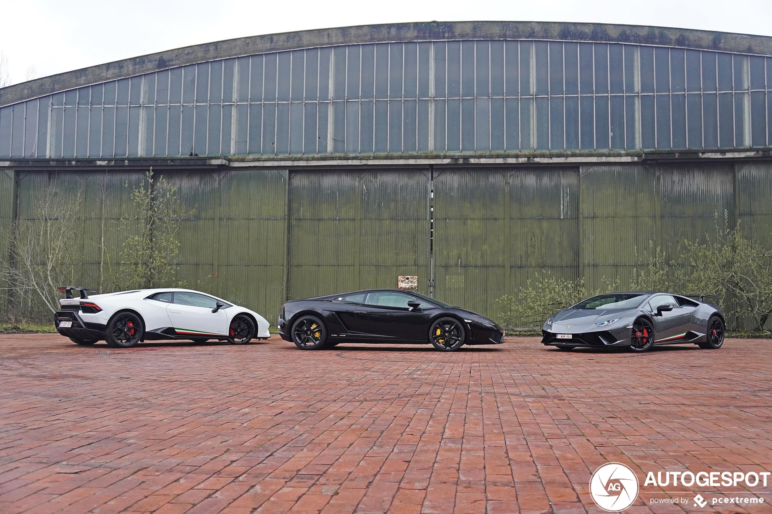 LamborghiniGallardo LP560-4