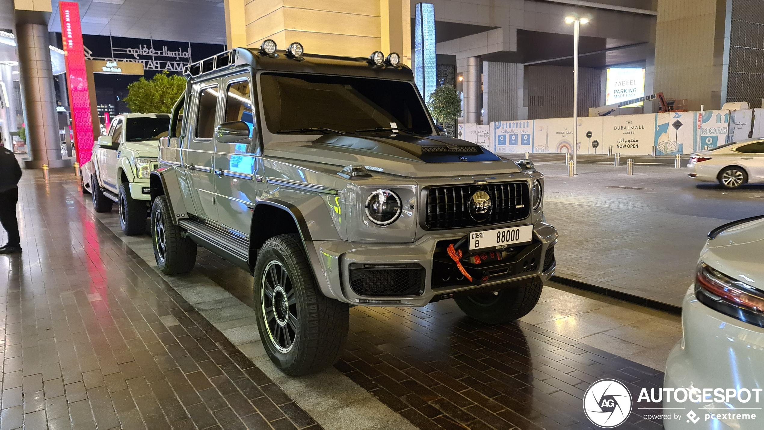 Mercedes-AMGBrabus 800 XLP Adventure