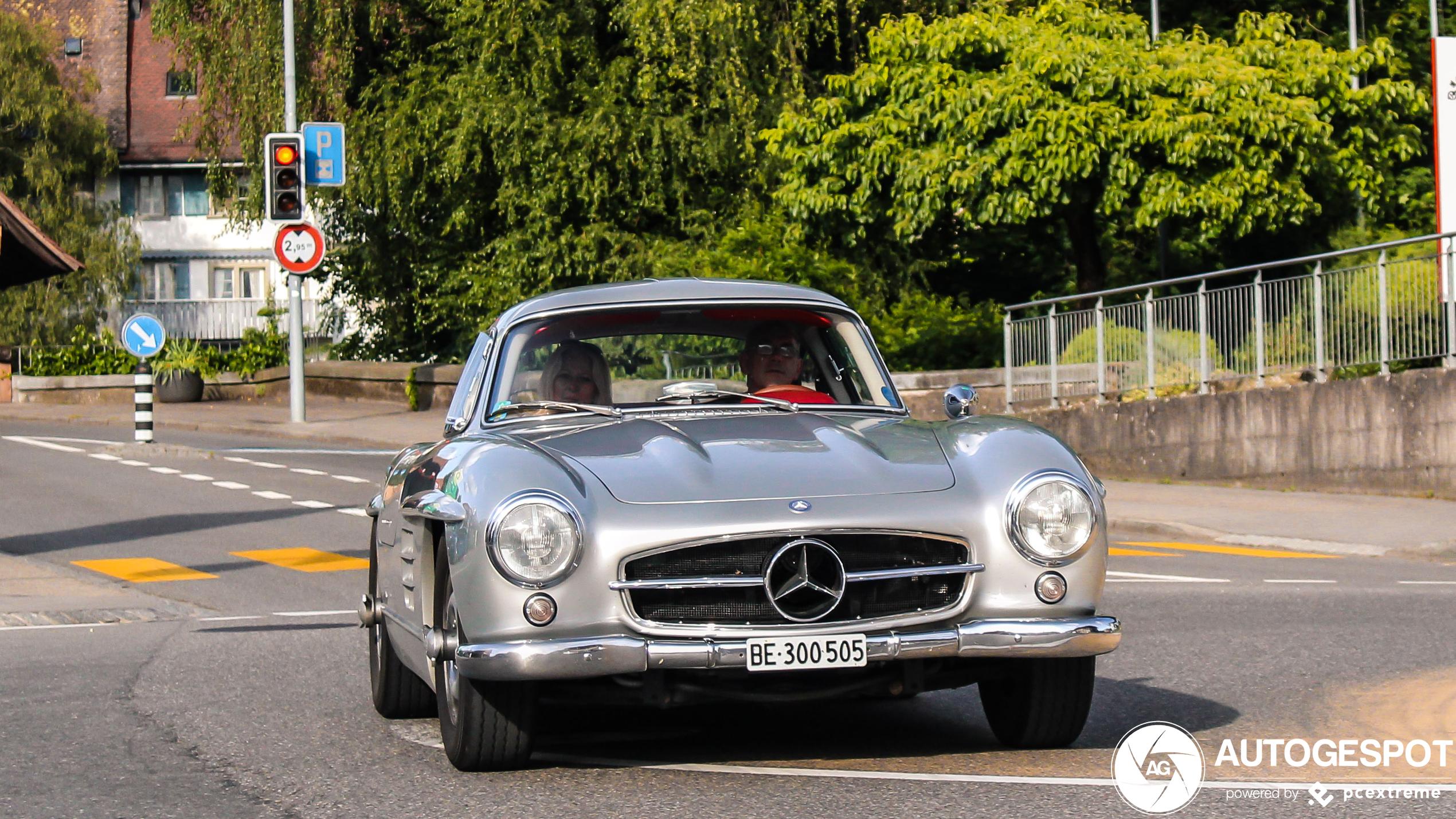 Mercedes-Benz300SL Gullwing