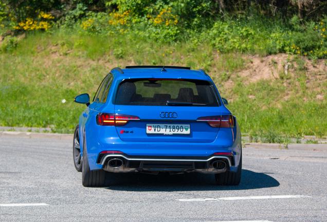 Audi RS4 Avant B9 2020 Nogaro Edition