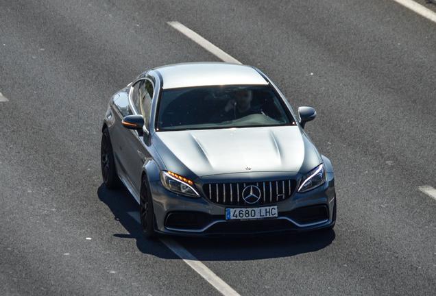 Mercedes-AMG C 63 S Coupé C205