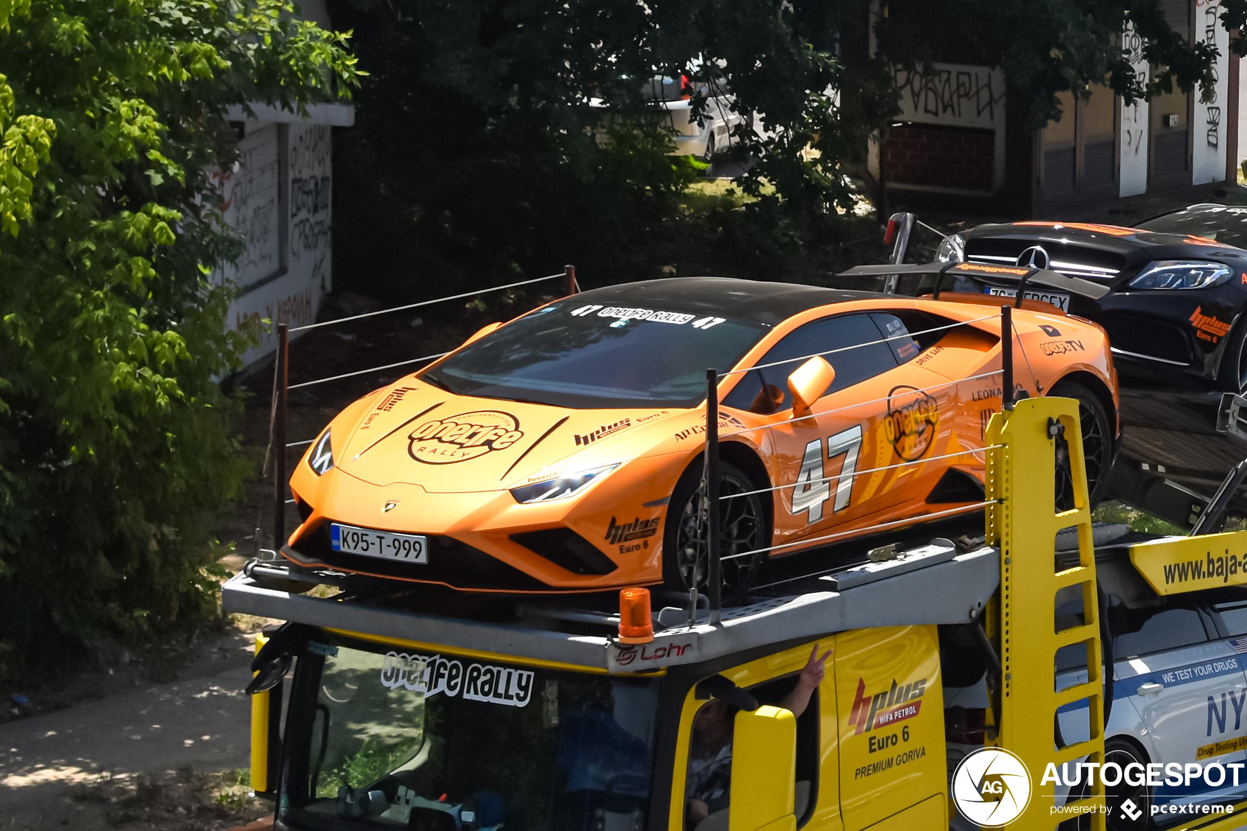 LamborghiniHuracán LP610-2 EVO RWD Novitec Torado