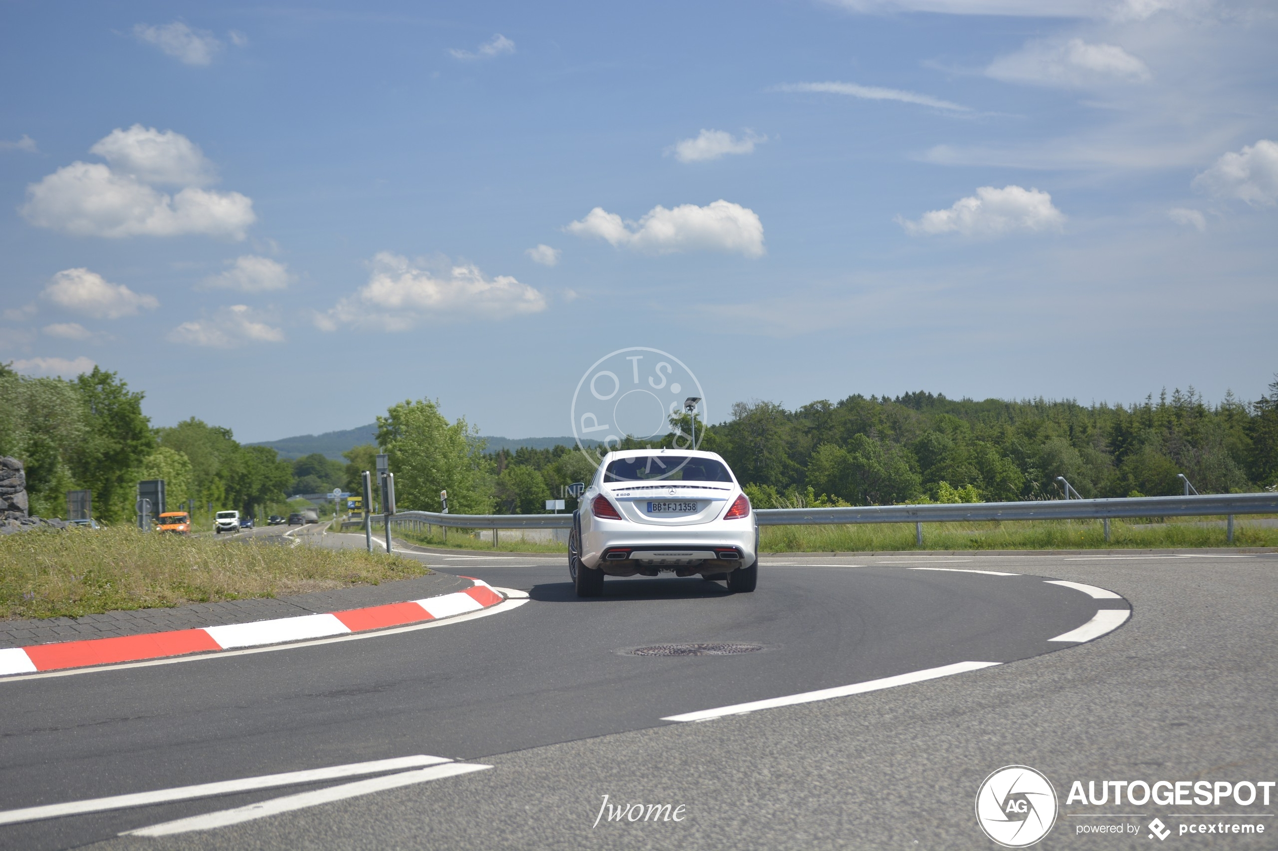 Mercedes-Benz S-klasse 500 Safari
