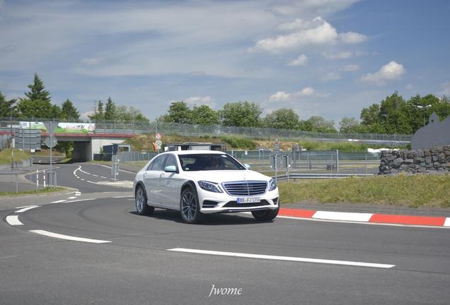Mercedes-Benz S-Klasse 2024 Mule