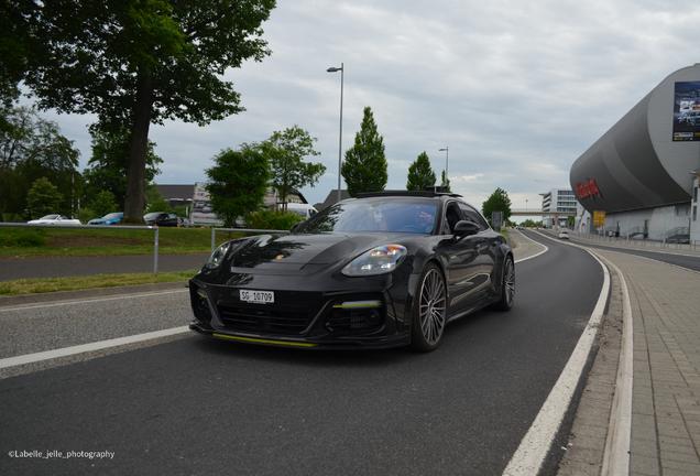 Porsche 971 Panamera Turbo Sport Turismo TechArt Grand GT