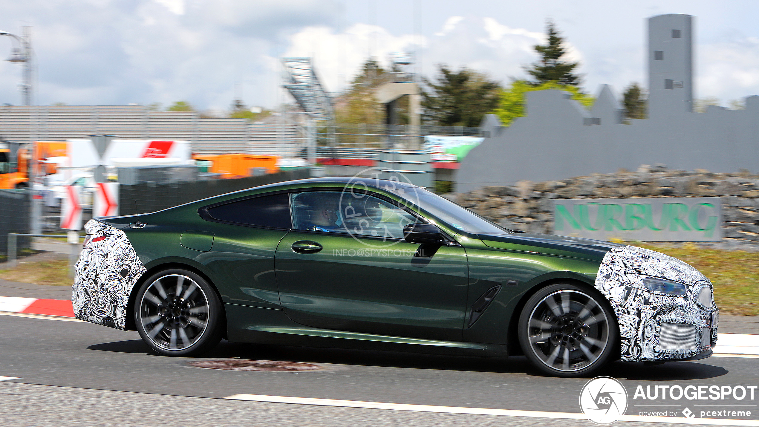 BMW 8 Series Coupé G15 2022