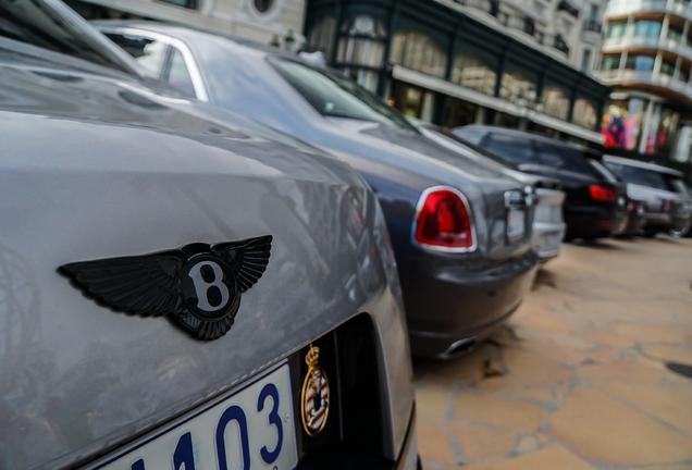 Bentley Mulsanne Speed 2016 Mulliner Design Series