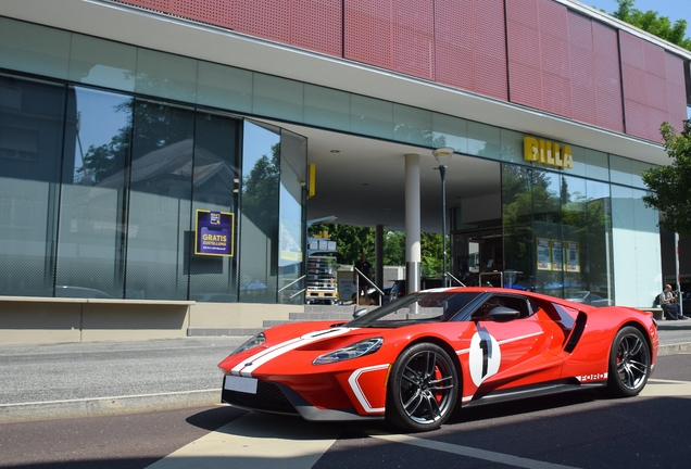 Ford GT 2017 '67 Heritage Edition