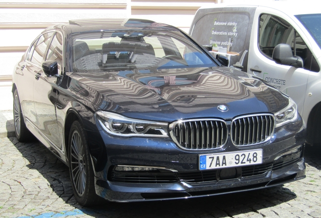 Alpina B7 Biturbo 2017