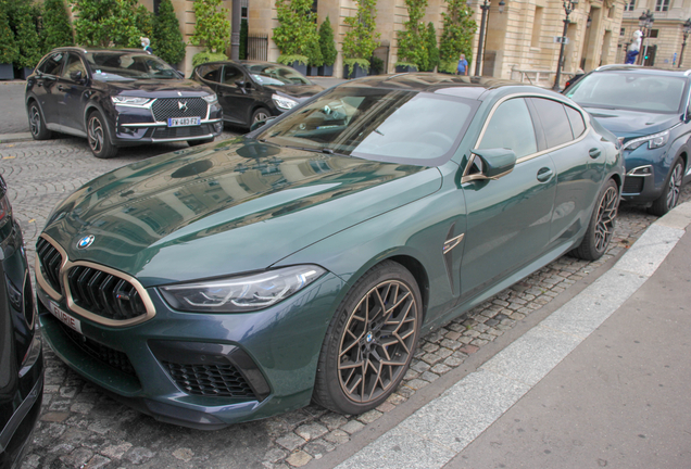 BMW M8 F93 Gran Coupé Competition First Edition