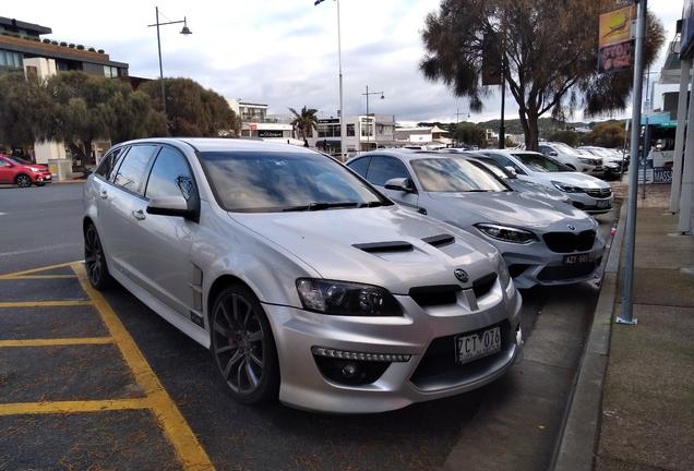 Holden HSV E Series III ClubSport R8 Tourer