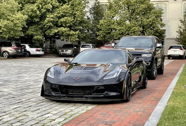 Chevrolet Corvette C7 Z06