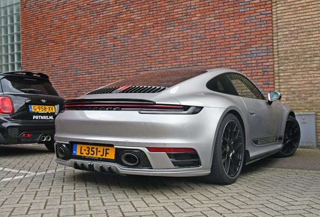 Porsche 992 Techart Carrera 4S