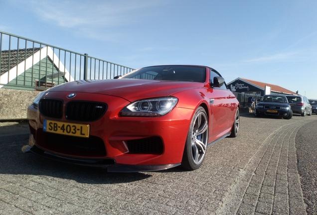 BMW M6 F12 Cabriolet Vorsteiner