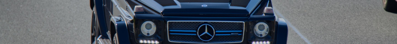Mercedes-AMG G 65 2016