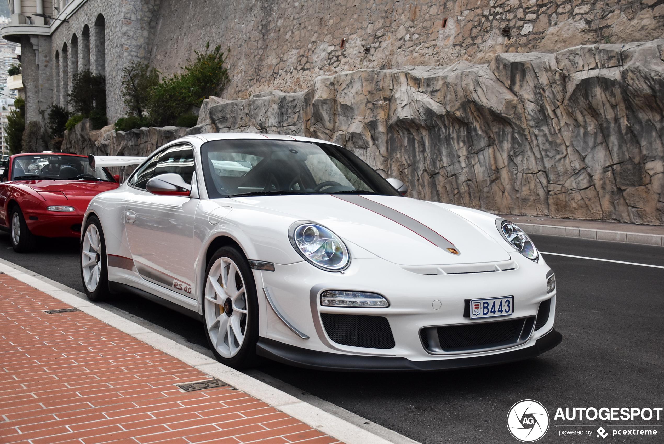 Porsche 997 GT3 RS 4.0 is een undercover pareltje